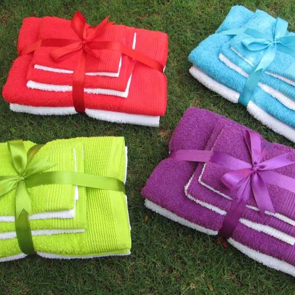 Towel Dyed Ribbon Pack