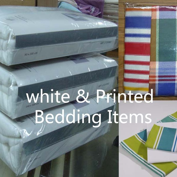 Printed & Dyed Bedding