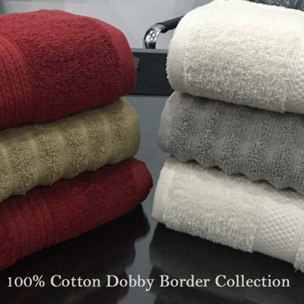 01 Towel Dobby