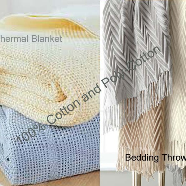 Thermal Blanket & Throw